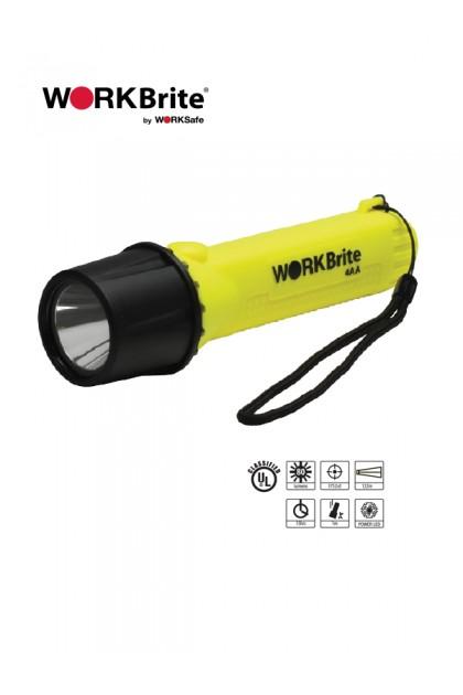 WORKBrite WSB202-Y Intrinsically Safe Flashlight