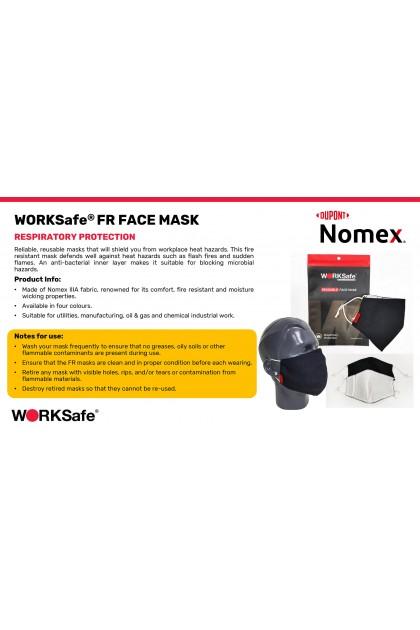 WORKSafe® Nomex FR Face Mask