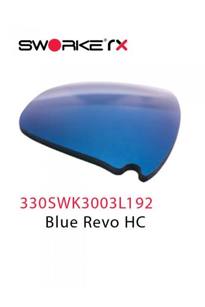SWORKE® RX CYCLONE-X (Shiny Black/ Shiny Olive Frame) Safety prescription eyewear