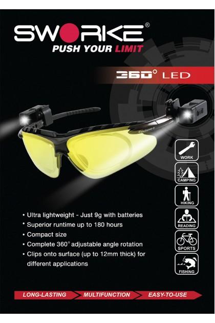 SWORKE® 360 LED