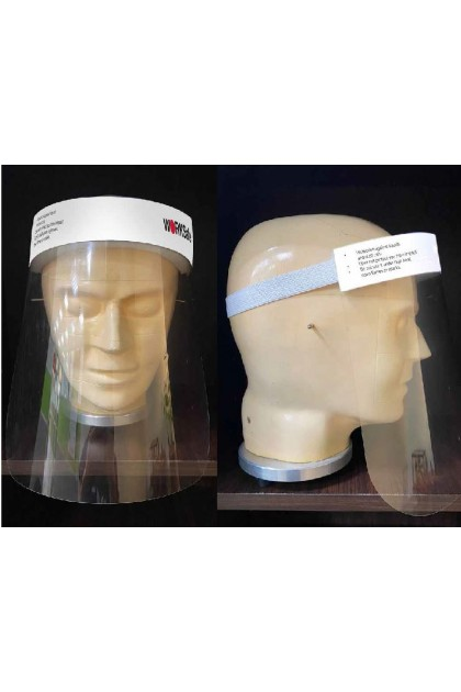 WORKSafe® FACE SHIELD HEAD PROTECTION