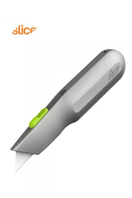 Slice 10491 Auto-Retractable Metal-Handle Utility Knife