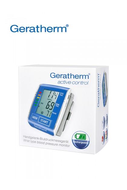 GERATHERM ACTIVE CONTROL GT1215 BLOODPRESSURE MONITOR